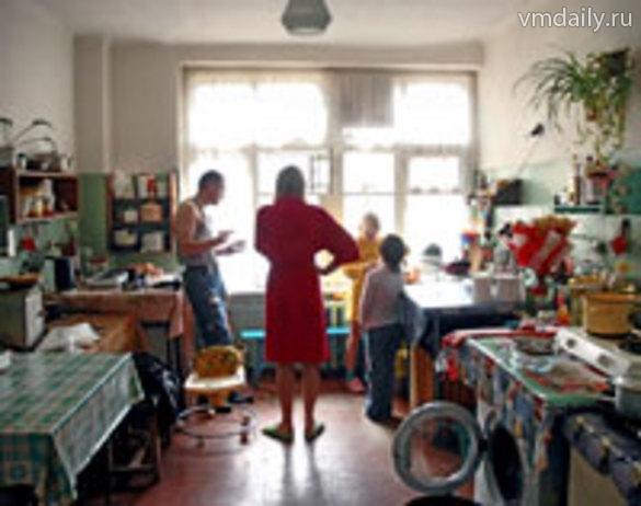 Преимущества коммунальных квартир